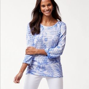 Tommy Bahama   Let's be Fronds   Boatneck Sweater